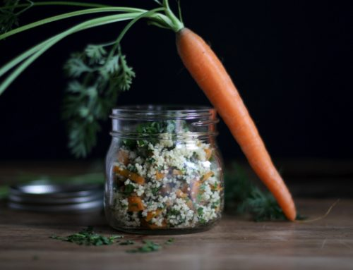 Karotten Taboulé